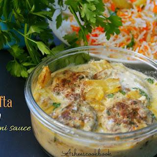 Kofta in Tahini Sauce Recipe