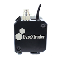 DyzeXtruder All Metal GT ColdEnd Extruder - 1.75mm