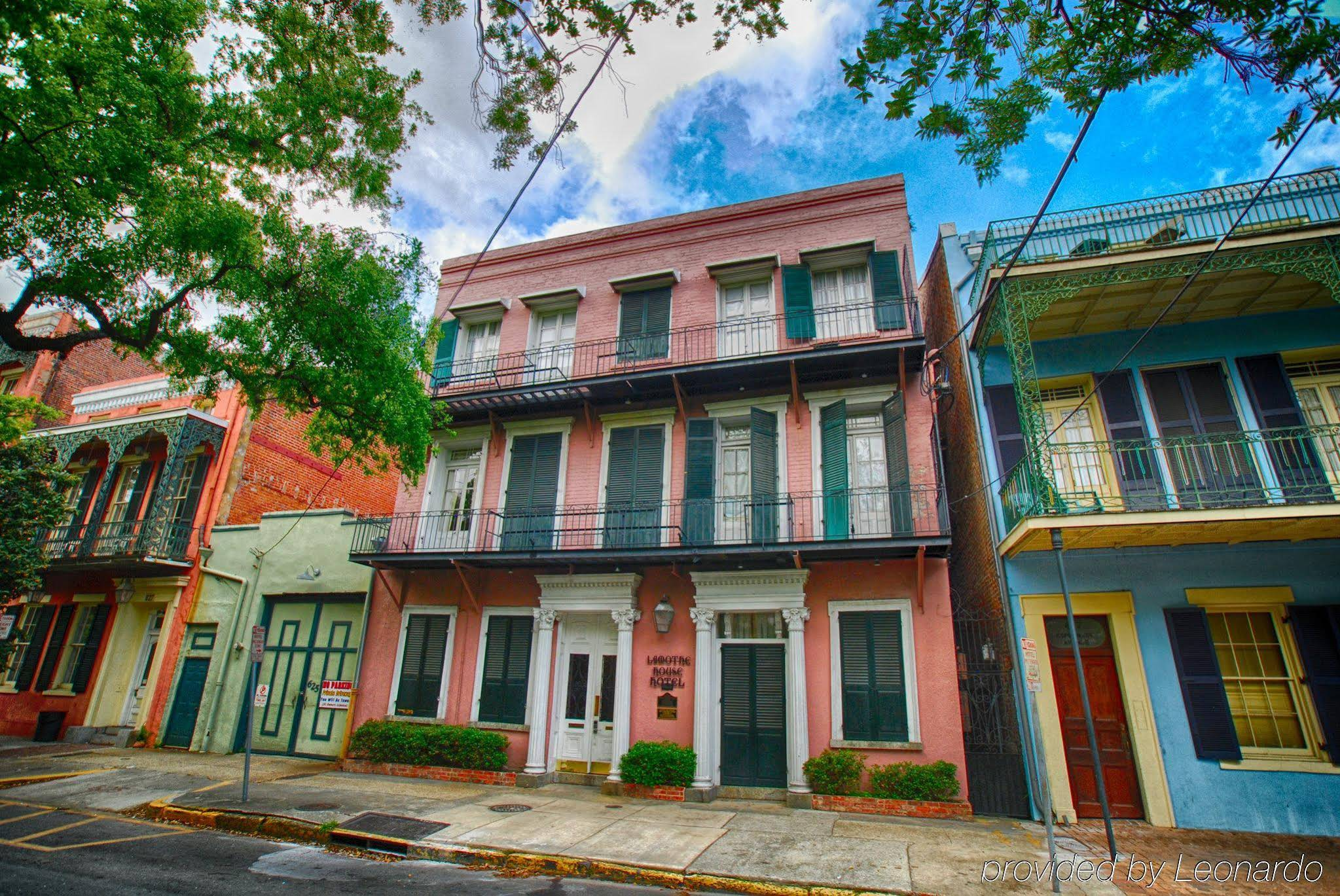 Lamothe House Hotel a French Quarter Guest Houses Property