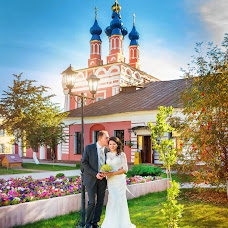 Wedding photographer Kseniya Sergeeva (alika075). Photo of 12.10.2015