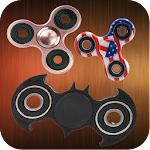 Fidget Spinners all free games Icon