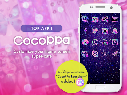 icon wallpaper dressup?CocoPPa - náhled