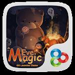 Magic Eve GO Launcher Theme Icon