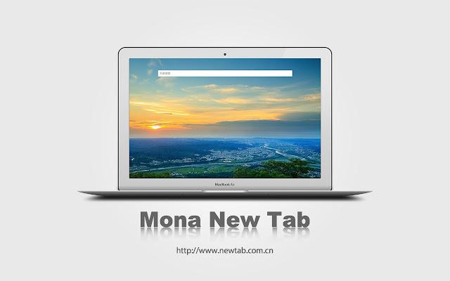 Mona New Tab
