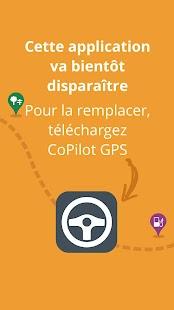 CoPilot Truck France Capture d'écran