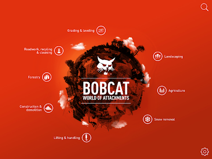 Bobcat World of Attachments- screenshot thumbnail
