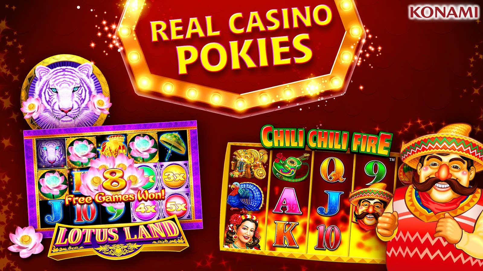 play slot pokies free