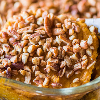 Sweet Potato Casserole No Sugar Recipes