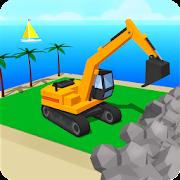 Dubai Beach Construction Games