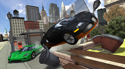 Car Driving Simulator: NY 4.17.1 screenshots 2