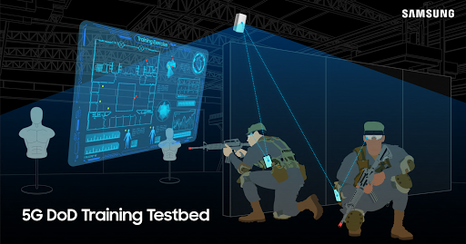 GBL Systems and Samsung Begin Deployment of 5G Testbeds for the U.S. Department of Defense