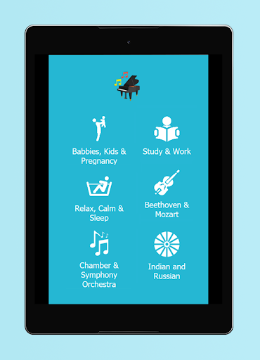 Download Classical Music - Enjoy, Calm, Study or Help Mums on PC