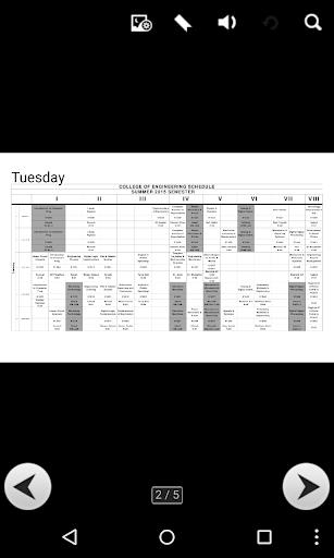CoE Schedule