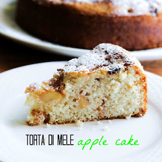 Torta di Mele {Apple Cake}