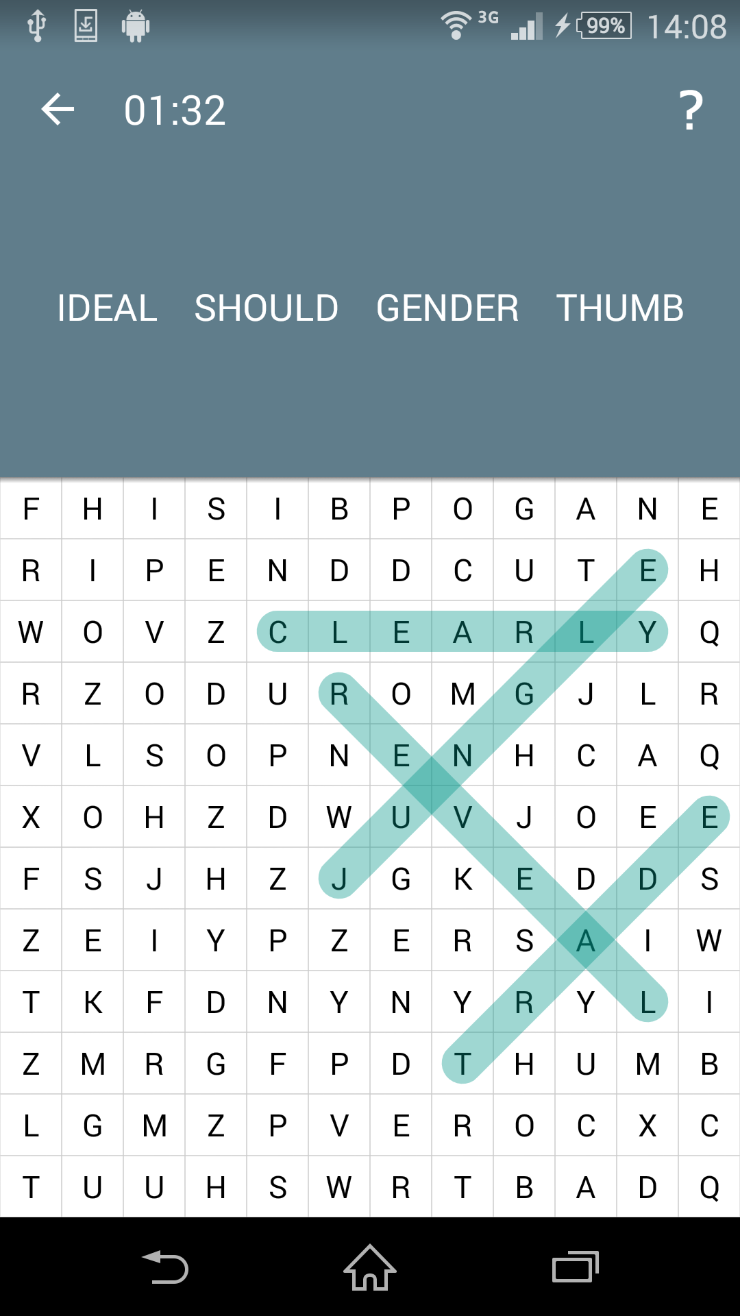 Word Search screenshot #3