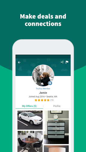 OfferUp - Buy. Sell. Offer Up screenshot 4