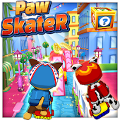 Subway Paw Skater World