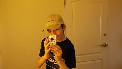Photo: me with my Hamptonality Camera