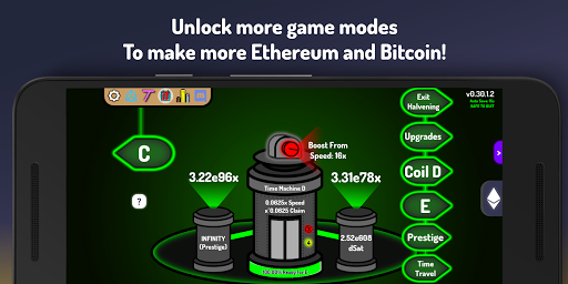 CryptoClickers: Crypto Idle Game android2mod screenshots 7