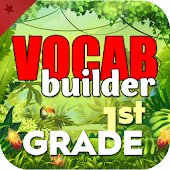 Vocabulary Builder 1st Grade