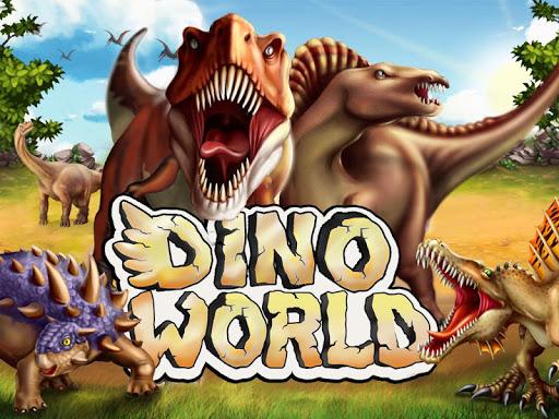 DINO WORLD - Jurassic dinosaur game 11.79 screenshots 6