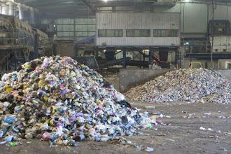 Photo: Dump yard