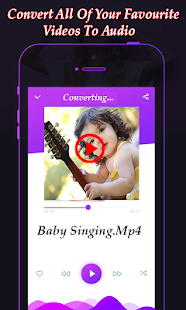 Video to Audio Convert-All Format Conversion - náhled