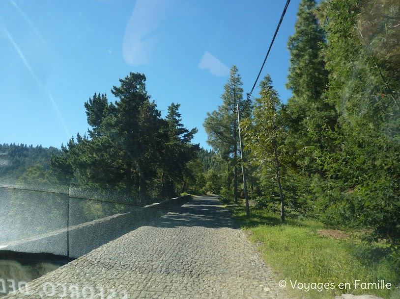 Route de la corde -