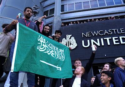 Newcastle, le nouveau château de sable saoudien : le club le plus riche du monde ?