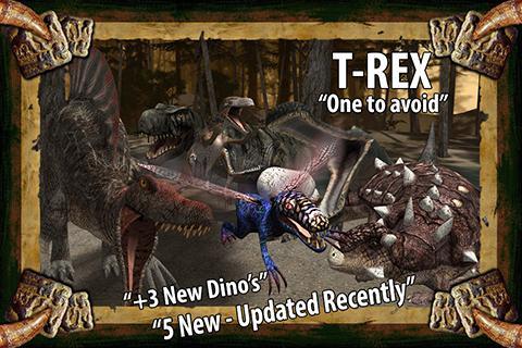 Dinosaur Safari apklade screenshots 1