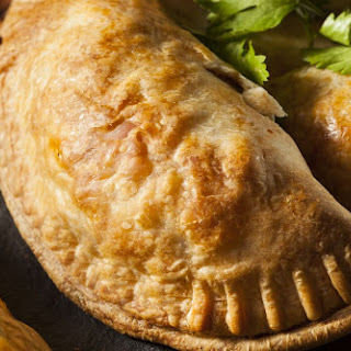 Ground Turkey and Vegetable Empanadas.