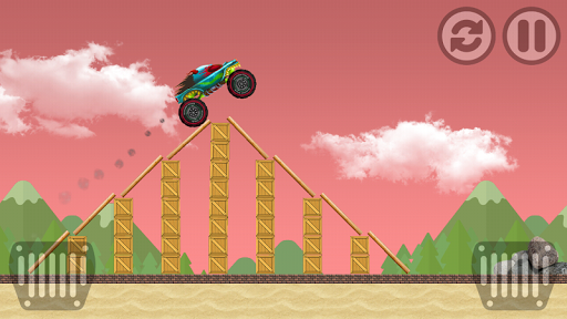 Monster Truck for Kids screenshot