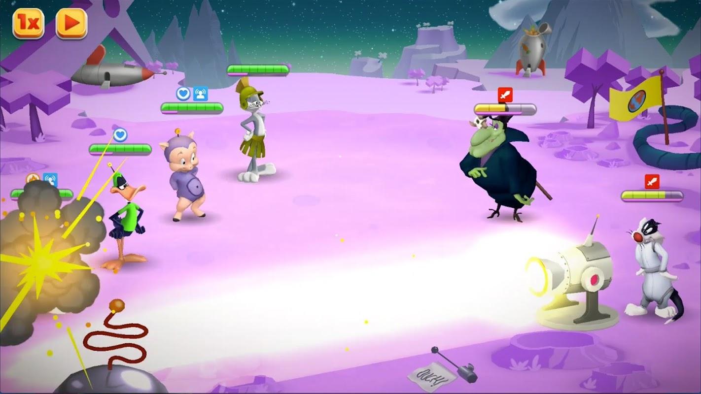 Looney Tunes™ World of Mayhem - Action RPG screenshots