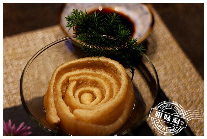 次郎本格日本料理年輪白蘿蔔