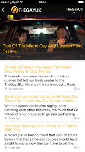 The Gay UK- screenshot thumbnail