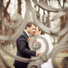 Wedding photographer Kseniya Bors (redstars). Photo of 21.11.2015