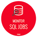 MONITORING TOOL FOR SQL SERVER AGENT JOBS icon