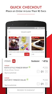 BOX8- Food Delivery | Order Online- screenshot thumbnail