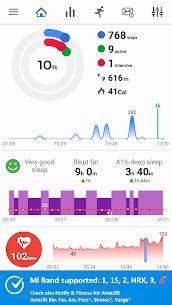 Notify & Fitness for Mi Band Pro v8.15.4 Cracked 1