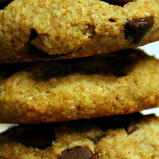 Low Calorie Chocolate Chip Cookies.