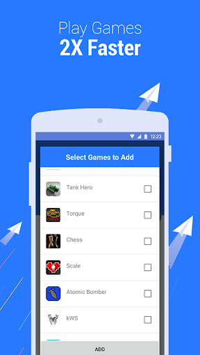 Game Booster - Play Games Smoother and Faster 1.8 screenshots 5