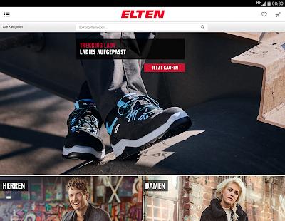 ELTEN Store - náhled