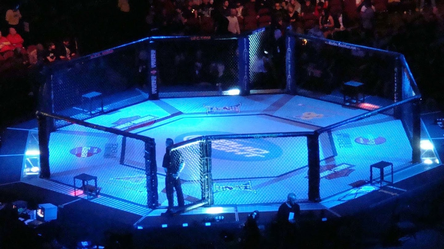 Watch UFC's Road to the Octagon live