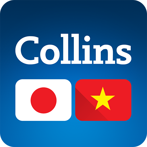 Collins Japanese<>Vietnamese Dictionary Icon