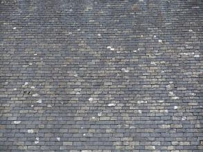 Photo: slate roof