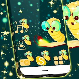 Cute go launcher themes apk free download | Cute Penguins GO
