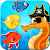 Pirate Seahorse match 3 - find the treasure file APK for Gaming PC/PS3/PS4 Smart TV