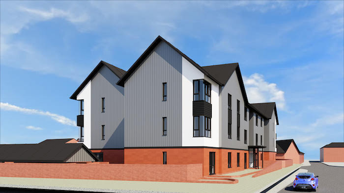 Work on social housing scheme to be delayed until 2020
