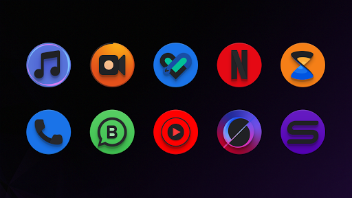 Baked – Icon Pack v2.2 [Patched] [Latest] Apk