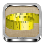 Tape measure (cm, inch)